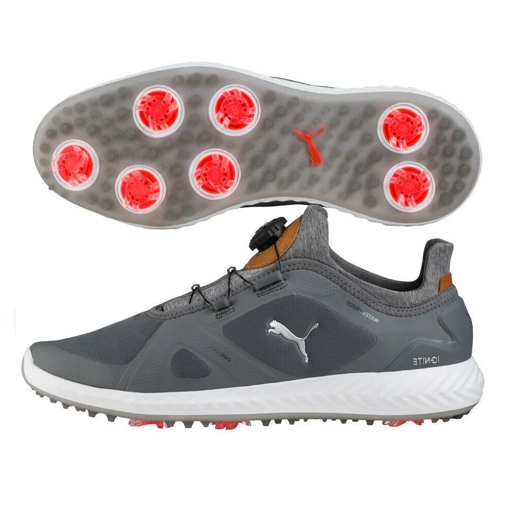 new ignite pwradapt disc golf shoes quiet