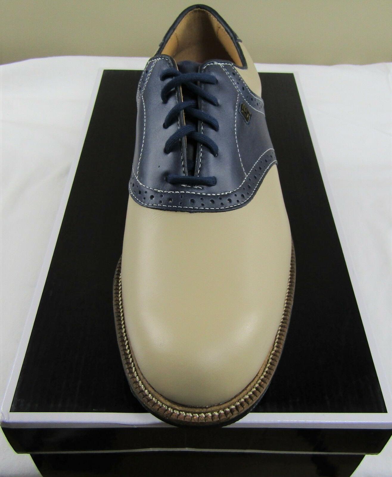 New in Box Club Shoes, Bone 57004