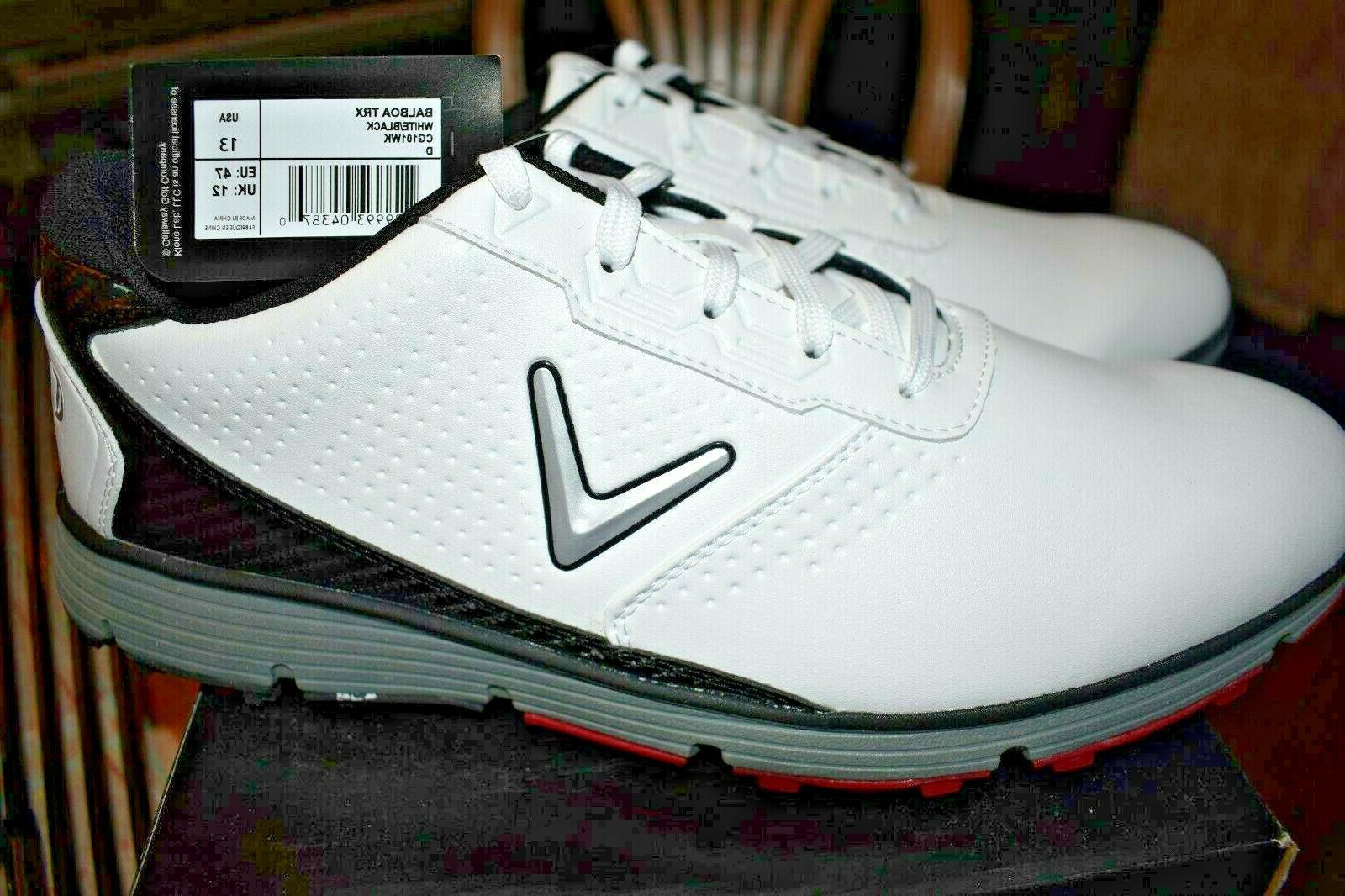 new in box golf balboa trx shoes