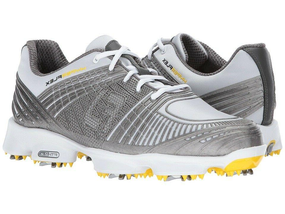 FOOTJOY HYPERFLEX II 51036 GOLF SHOES - GRAY