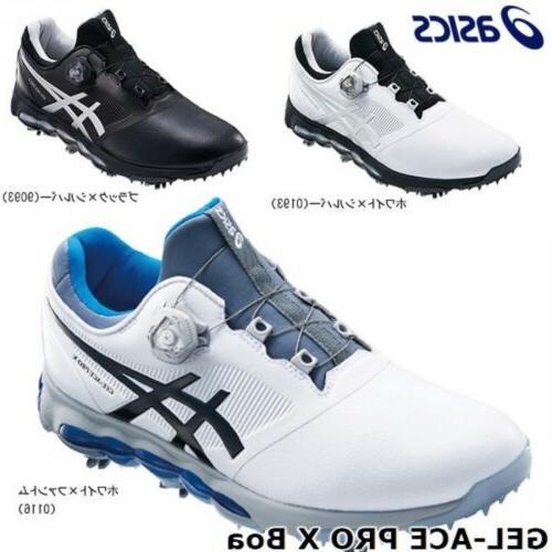 new japan golf shoes gel ace pro