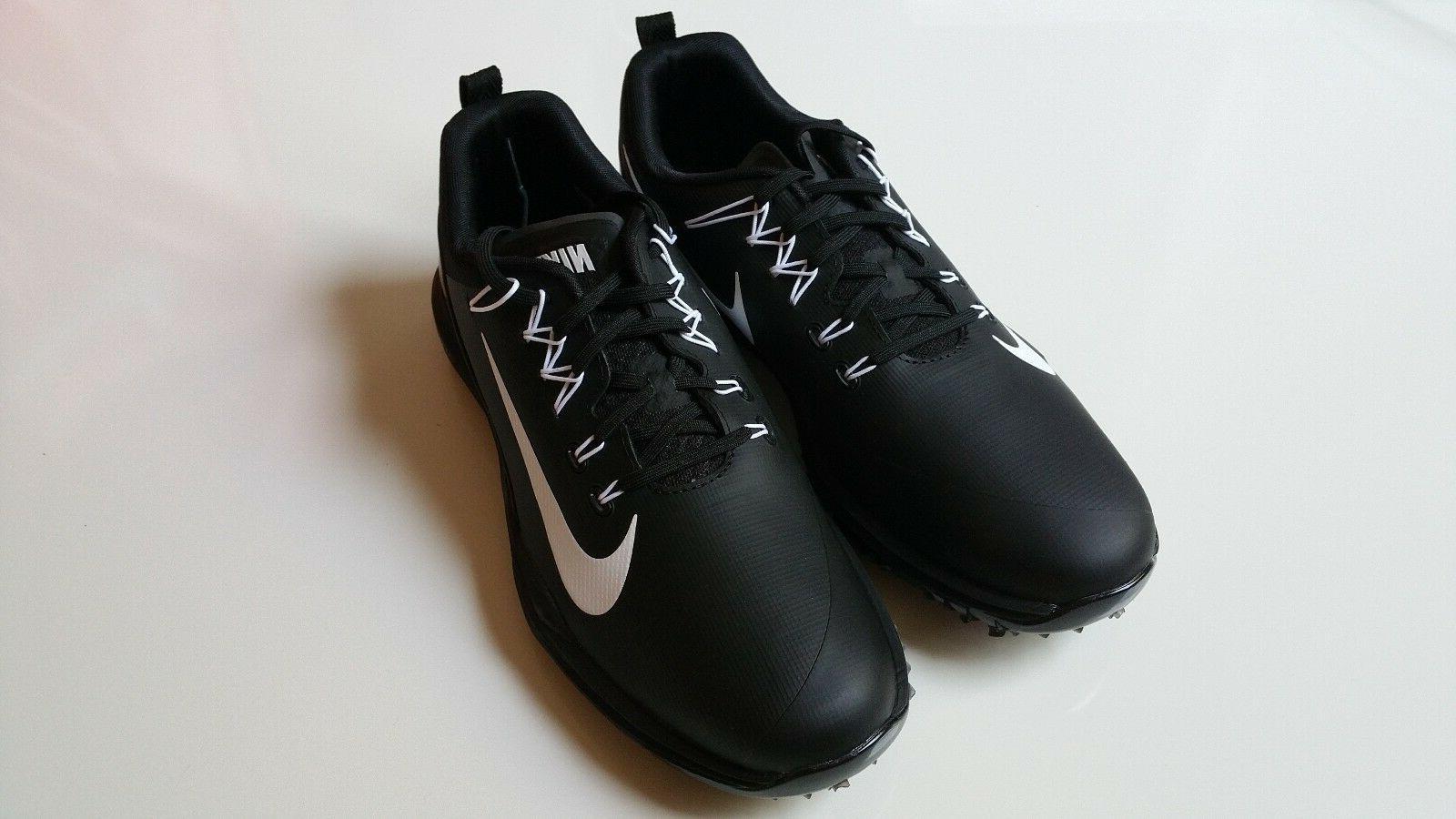 new lunar command 2 golf shoes black