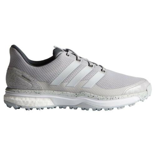 NEW MEN'S ADIDAS ADIPOWER SPORT BOOST 2 GOLF SHOES GREY F33