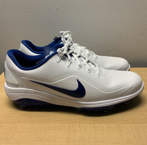 New BV1135-102 React Shoes White & Indigo
