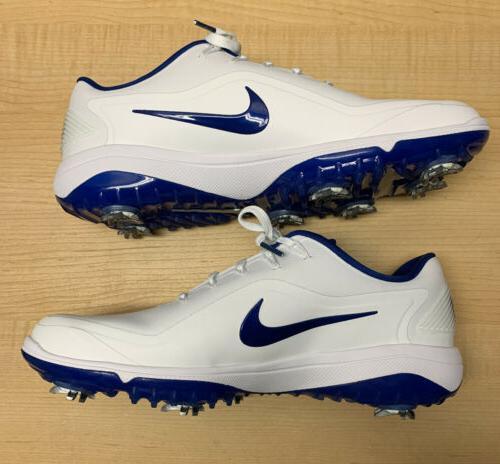 New Men's Nike React Vapor 2 Shoes Size 8.5 & Indigo Blue