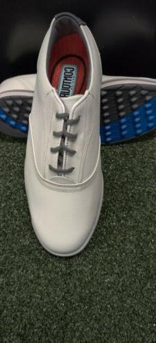 New Men's Footjoy Contour Casual Softspike Golf Shoes 54040