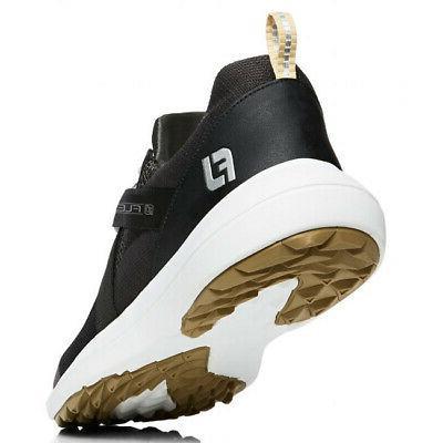 New Men's FootJoy Spikeless Golf Black