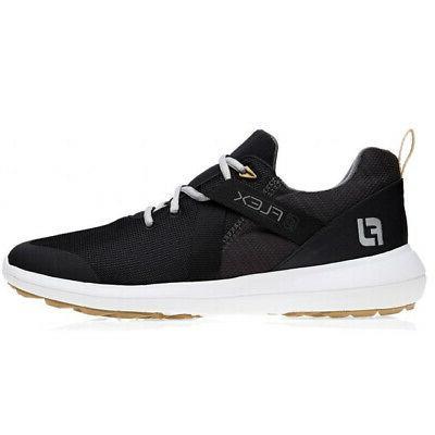 new men s flex spikeless golf shoes