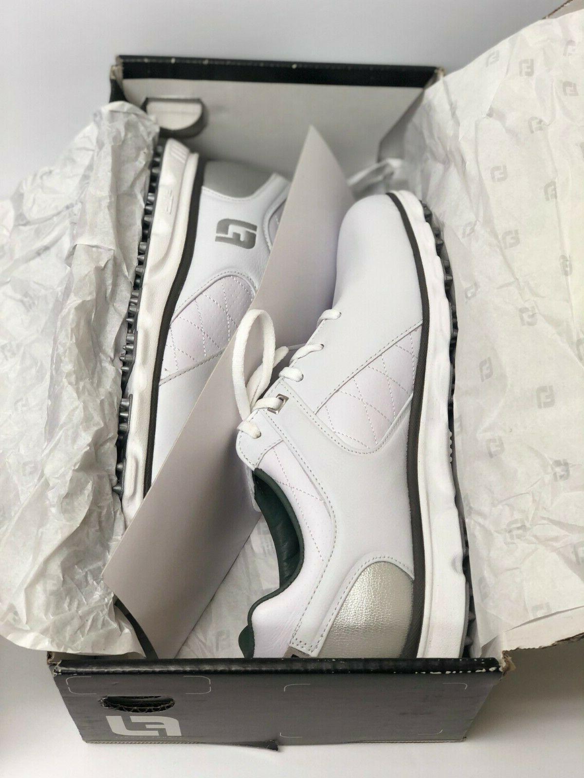 NEW Men's Footjoy SL Spikeless Shoes - 8
