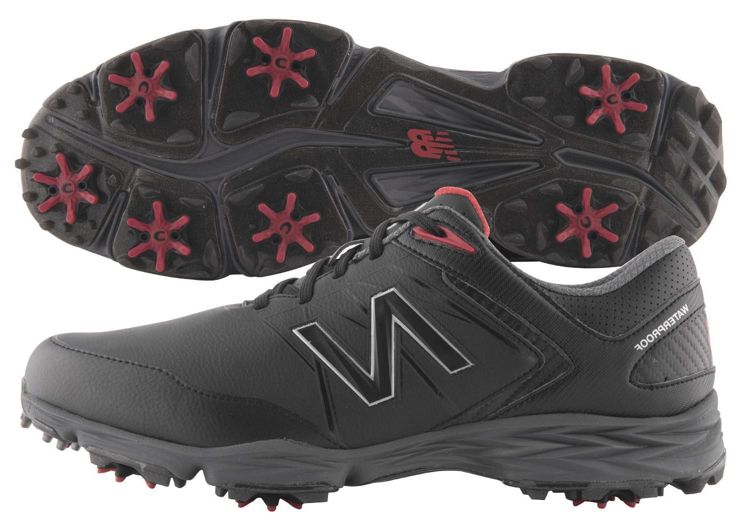 new men s striker spiked golf shoes
