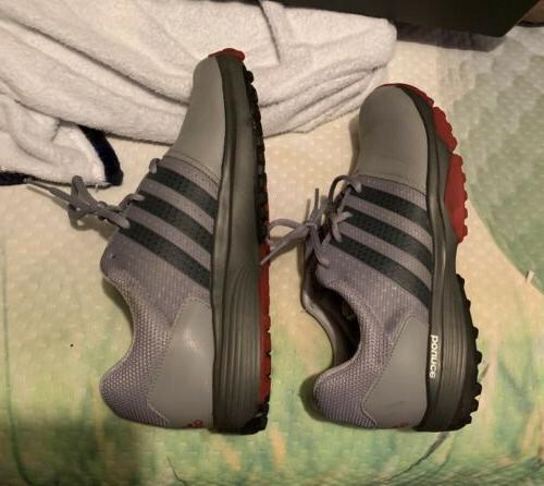 New Traxion Spikeless Golf Shoes- Wide