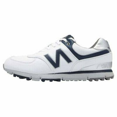 new mens 574 sl waterproof golf shoes