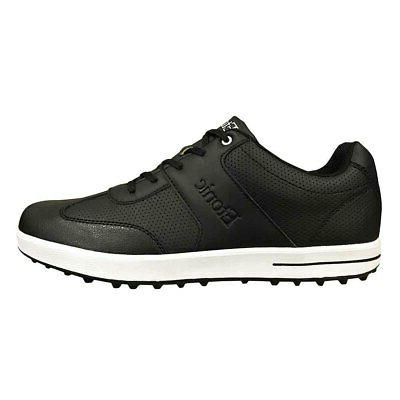 new mens comfort hybrid waterproof golf shoes