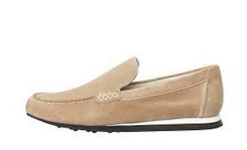 new mens encinitas golf shoes beige g54175