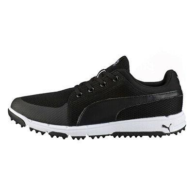 new mens grip sport tech golf shoes