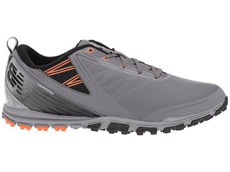 NEW BALANCE SL GOLF SHOES NBG1006GRO/-W A SIZE