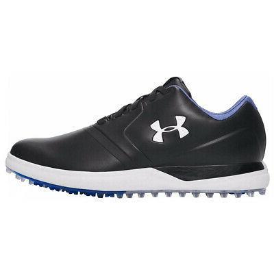 new mens performance sl golf shoes black