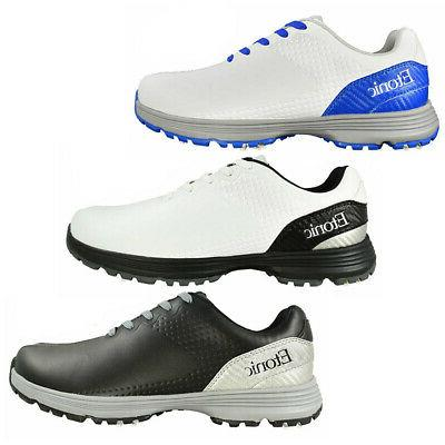 new mens stabilizer waterproof golf shoes choose