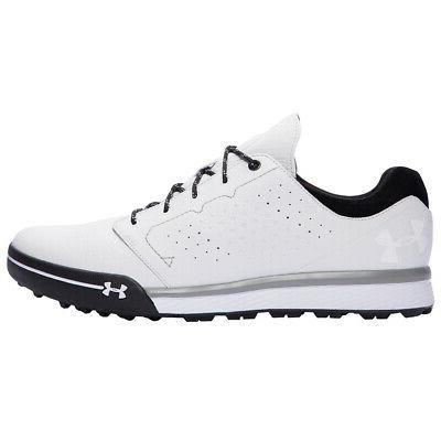 new mens tempo hybrid golf shoes white
