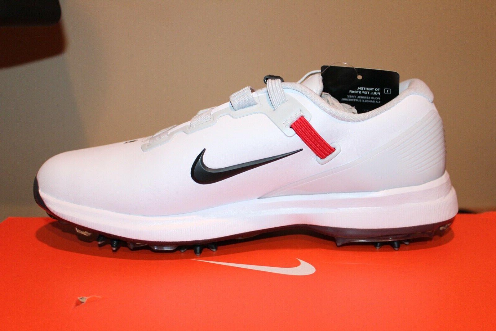 NEW Nike Woods TW71 White : Size 11
