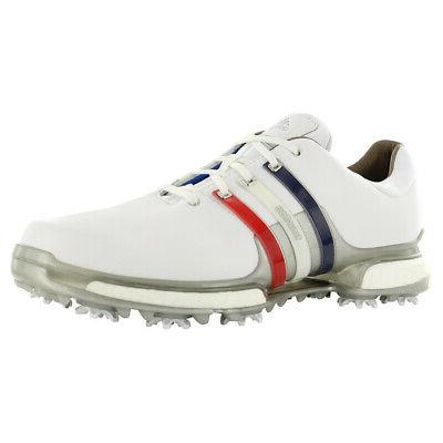 NEW Adidas Mens Tour 360 2.0 Golf Shoes - Pick Size, Width &
