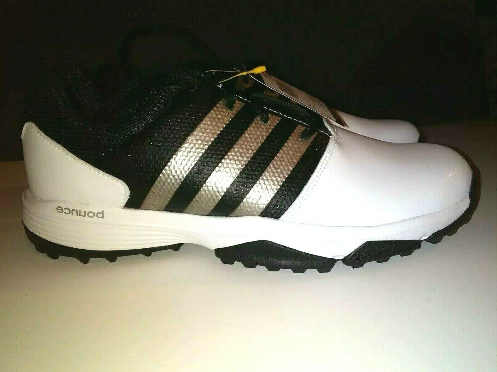 New NWT Traxion Men's Golf Q44994 Size 8.5