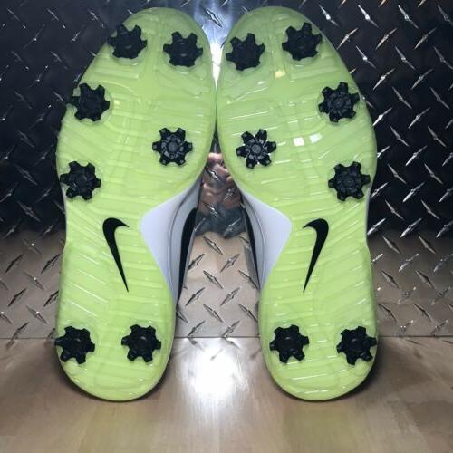 new Nike Tour Golf Shoes AR5580-002 Light Gray/Blk 11
