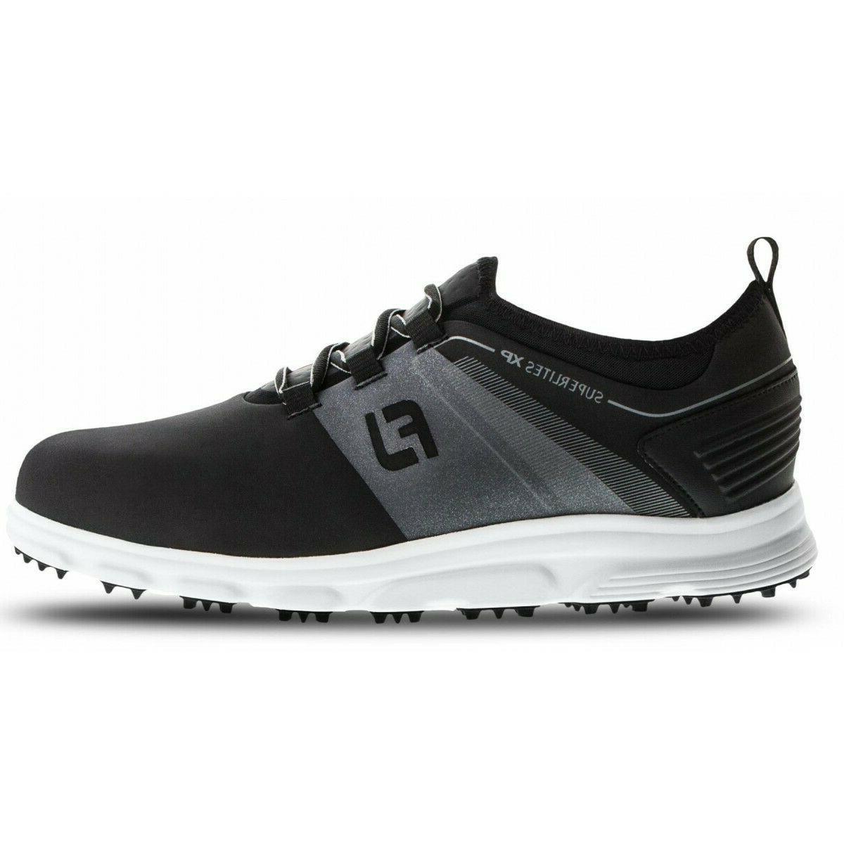 New SuperLites Golf Shoes Size & Lite XP