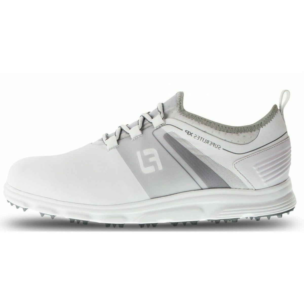 new superlites xp golf shoes choose size