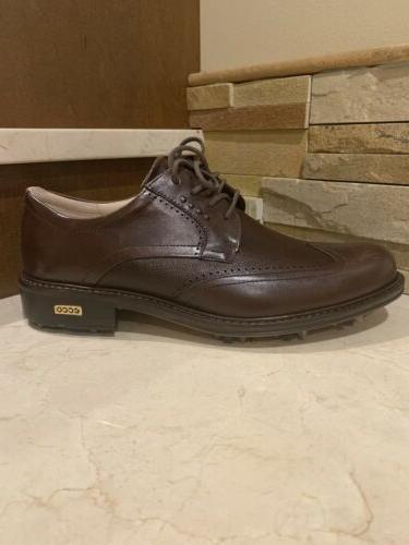 NEW ECCO CLASS Golf Shoes 43, 9.5 $450