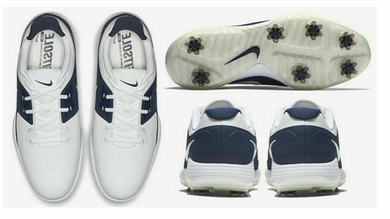 NEW Nike VAPOR Wide White Blue AQ2196-100