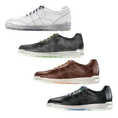 New FootJoy Versaluxe Spikeless Golf Shoes - PREMIUM LEATHER