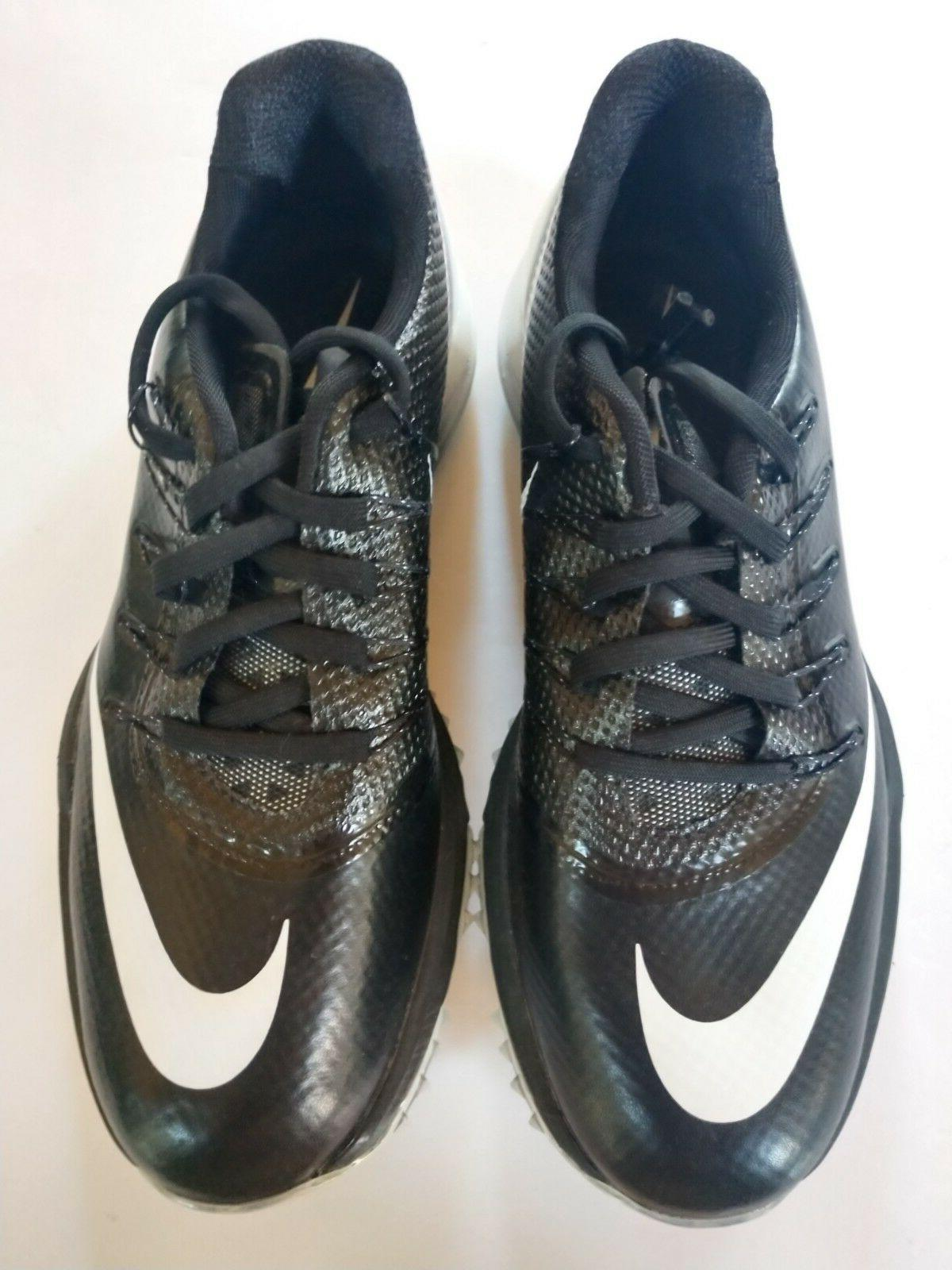 NEW Nike Control Golf Black size 7.5