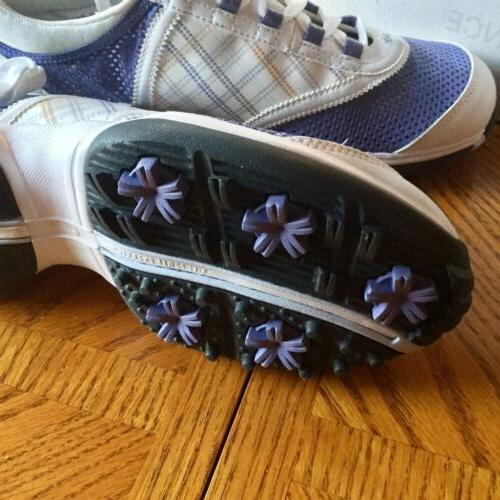 Summer Lite Shoes Lavender 8