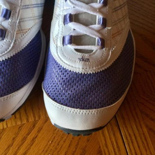 NEW Nike Summer Lite Softspike Shoes Lavender 8