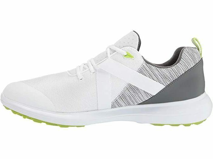 NIB FJ Men Golf Flex Spikeless U-Throat Shoes $120
