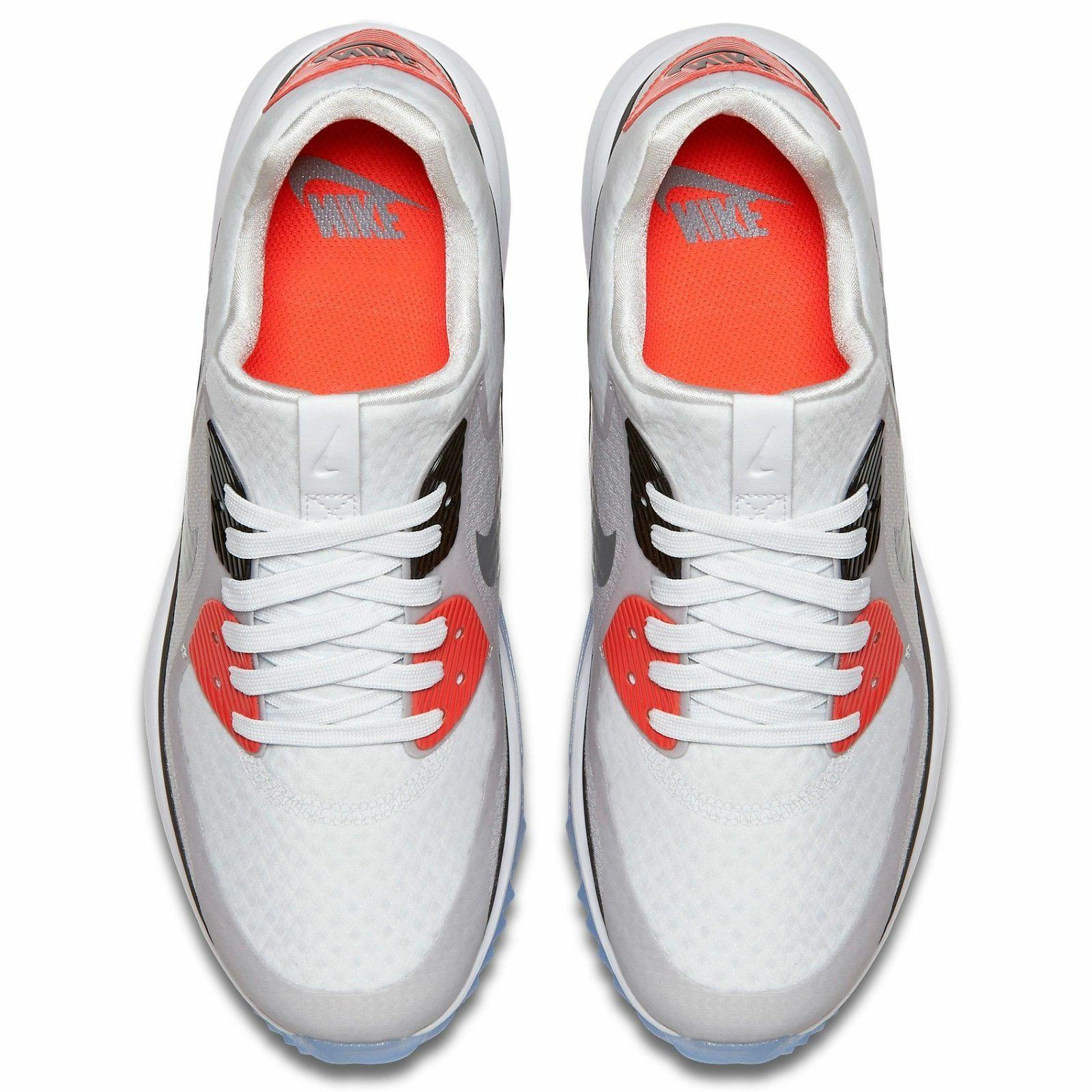NIKE AIR ZOOM IT SHOES SIZE INFRARED 100