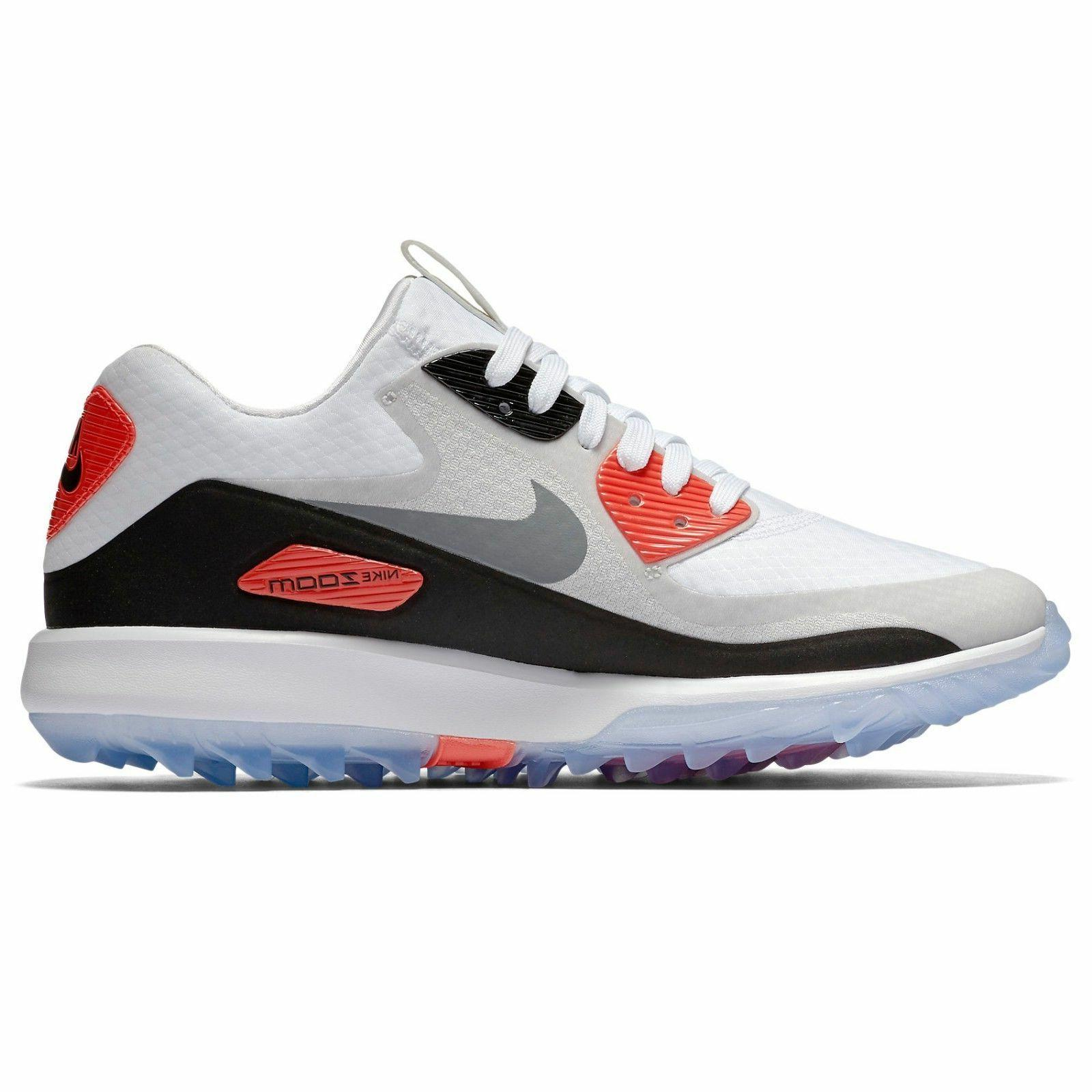 NIKE AIR IT GOLF SIZE 7.5 INFRARED 100