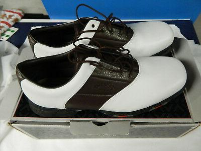 NWB MEN'S CALLAWAY GOLF SHOES XTT GRAND SLAM 11.5 XWT M138 W