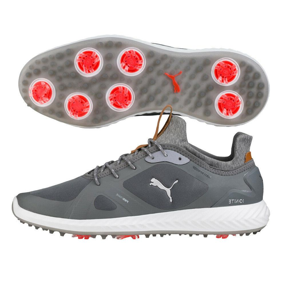 Puma Power Adapt Golf Shoes 2018 Quite Shade 189891 03 NEW 1