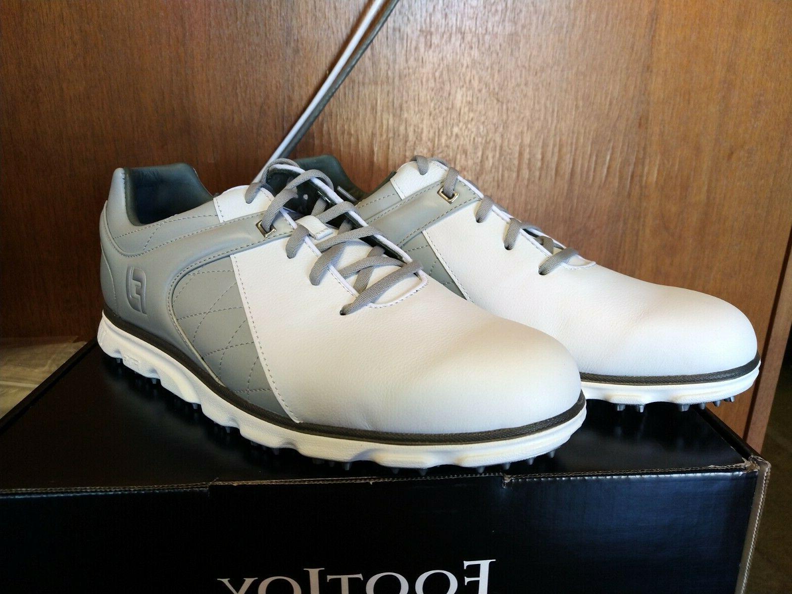 pro sl boa golf shoes 53250 gray