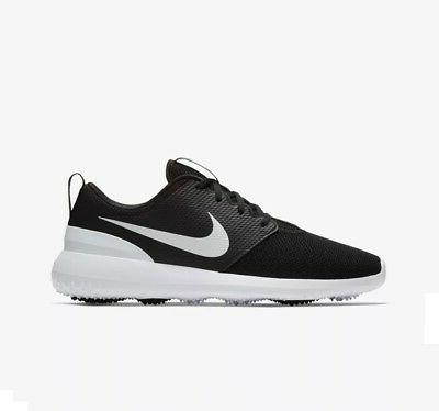 Nike Roshe G Shoes Black/White - New Color