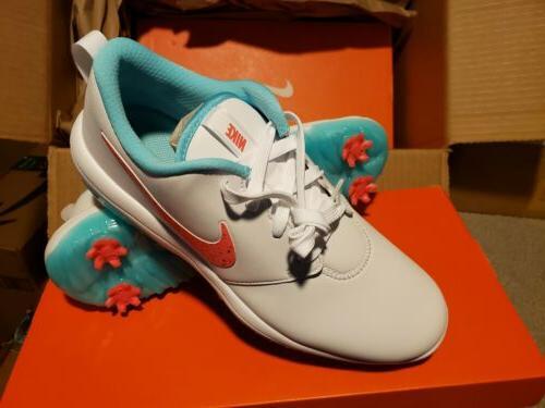 roshe g hot punch golf shoes new