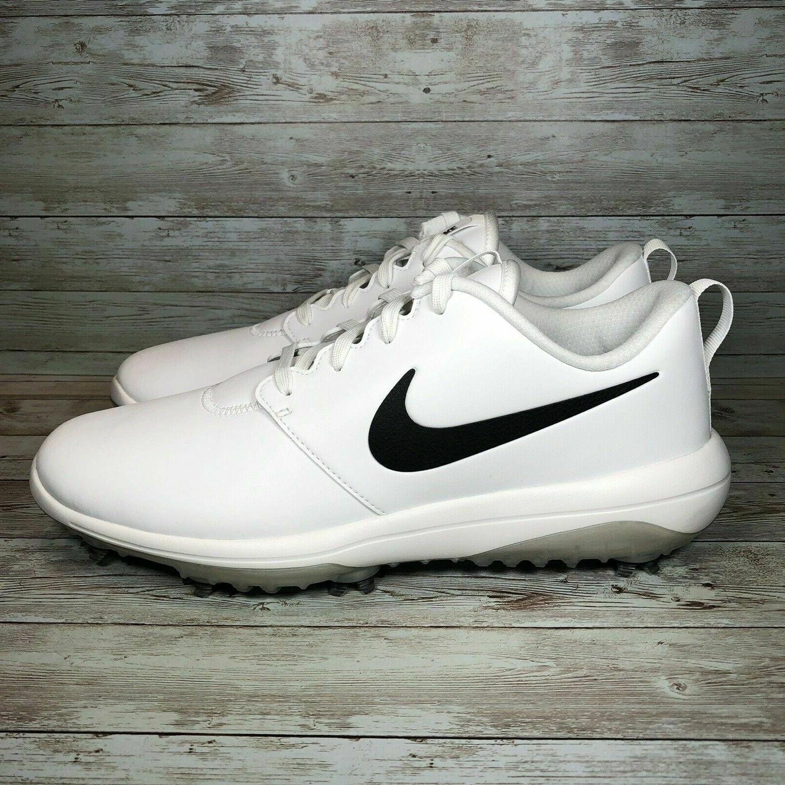 NIKE ROSHE G TOUR PROMO LIMITED GOLF SHOES MENS SIZE 13 WHIT