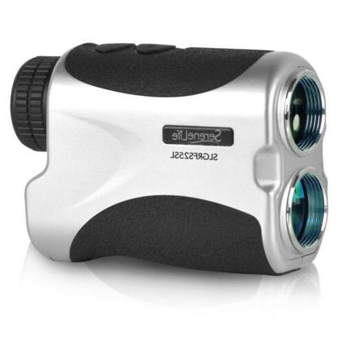slope golf laser rangefinder