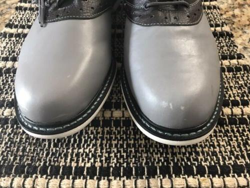 Ashworth Soft Spike Shoes Mens Size 10