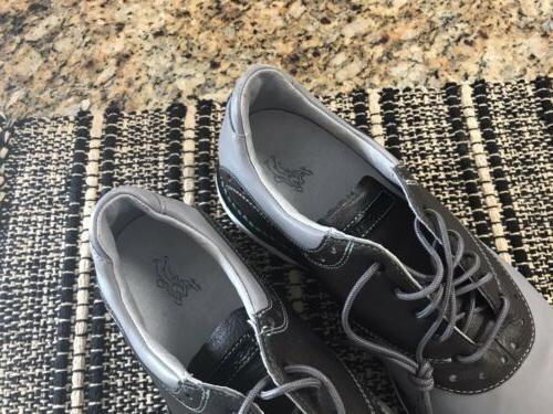 Ashworth Shoes Black/Gray Golf Shoes