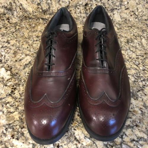Etonic Men's Wing Brogue Golf Shoes Sz 13