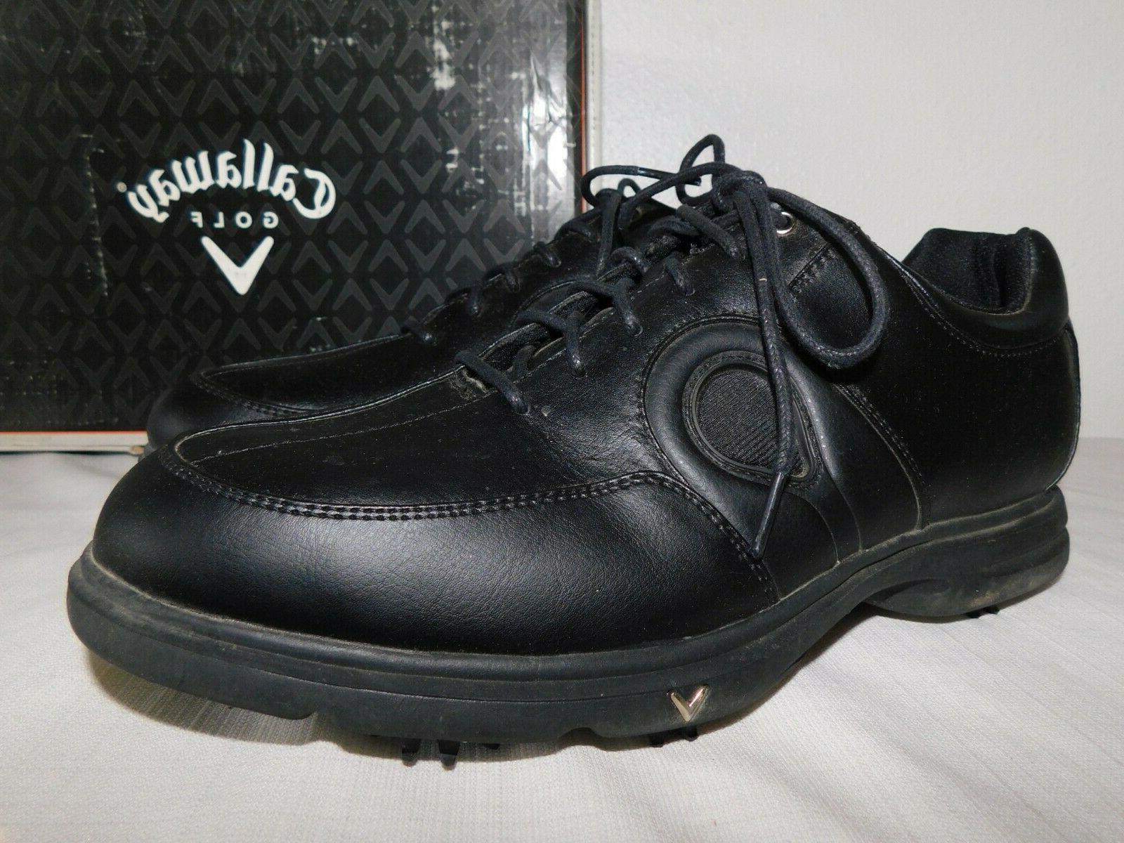 store display mens 11 5 black golf
