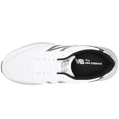 New Sweeper Golf Shoes White/Black